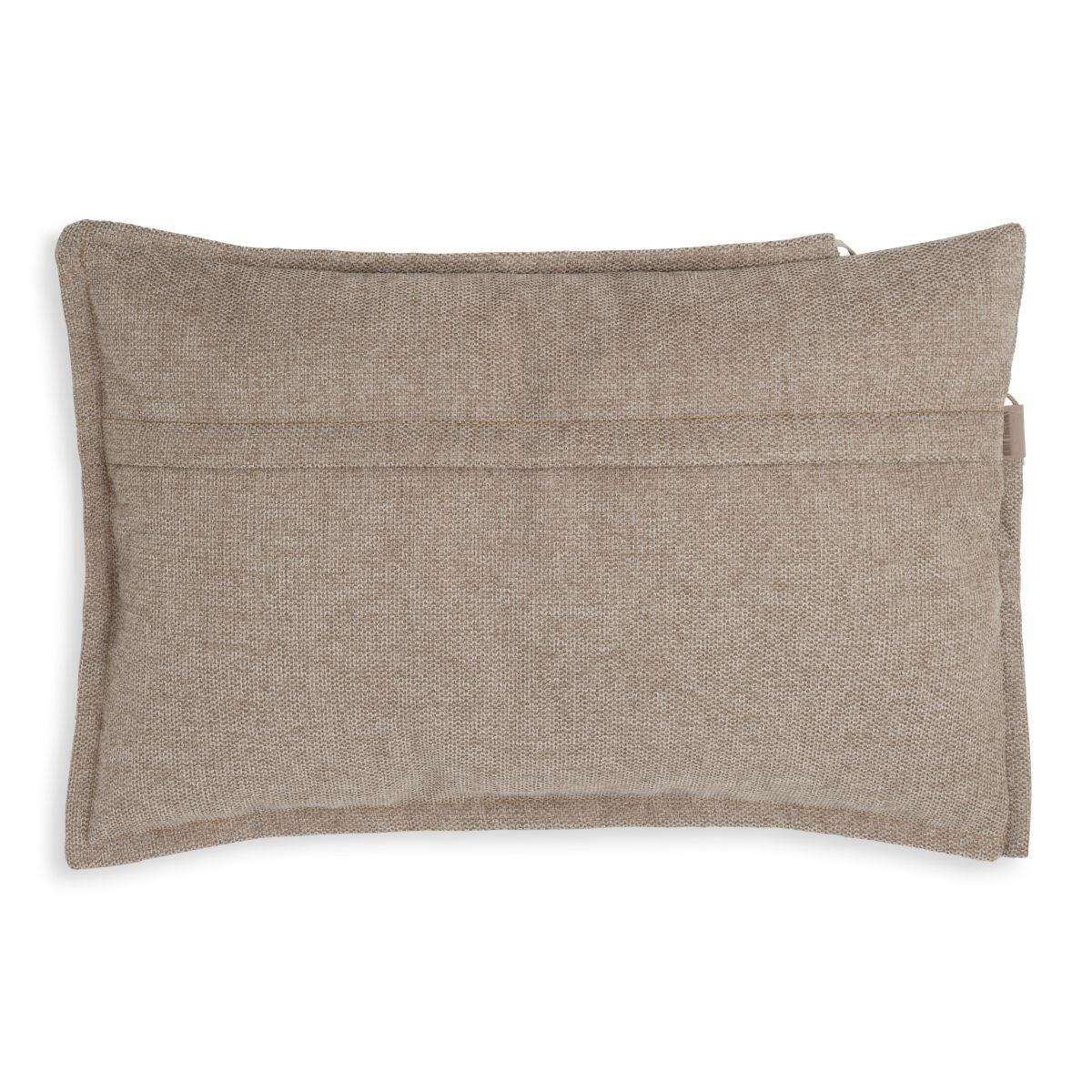 knit factory kf153013012 imre kussen beige 60x40 2