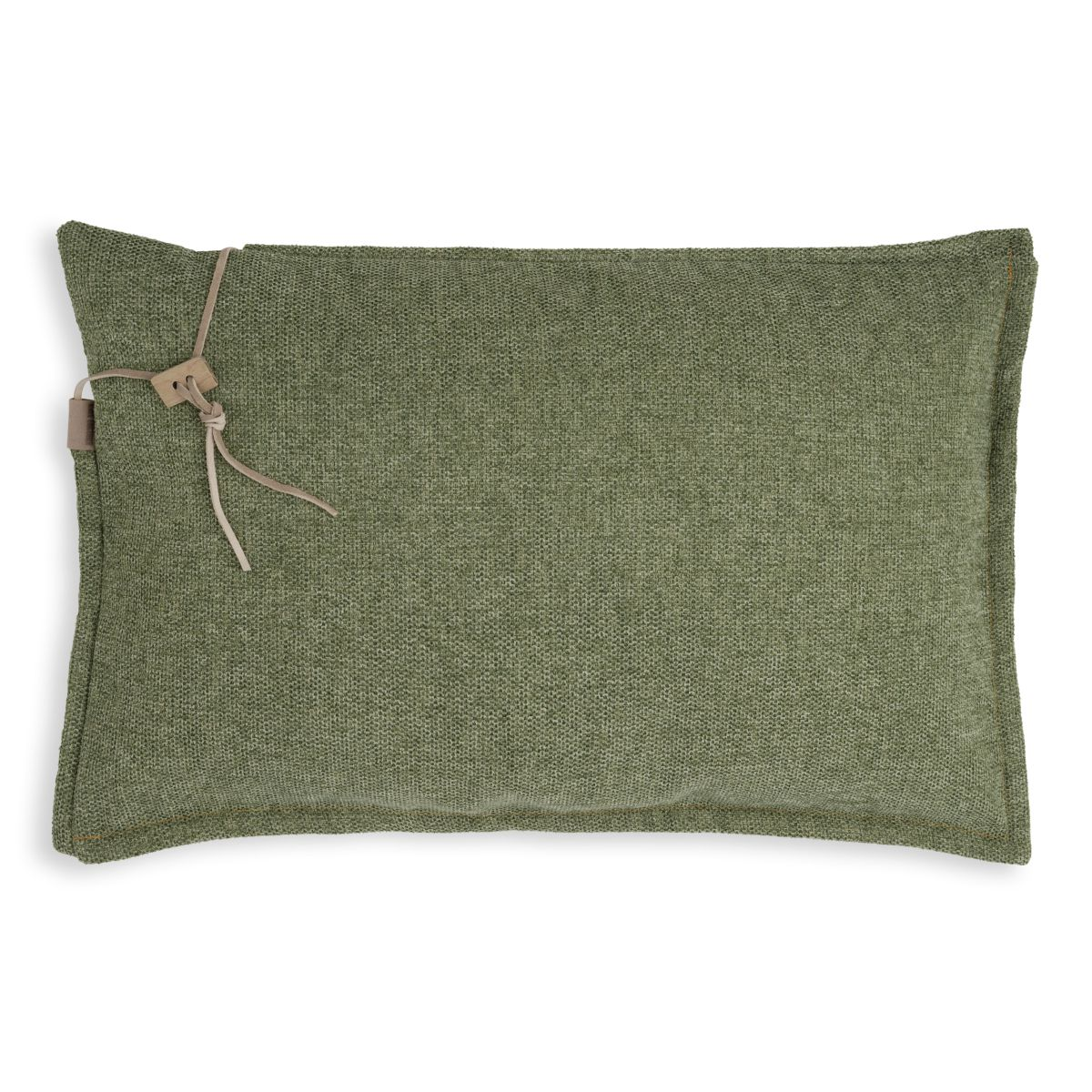 knit factory kf153013014 imre kussen groen 60x40 1