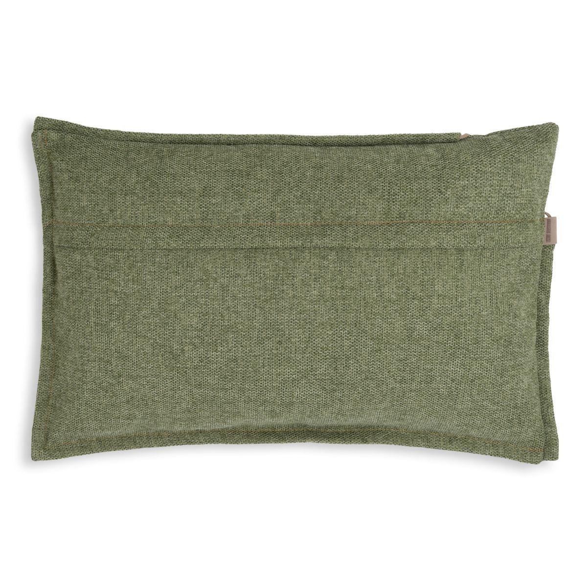 knit factory kf153013014 imre kussen groen 60x40 2