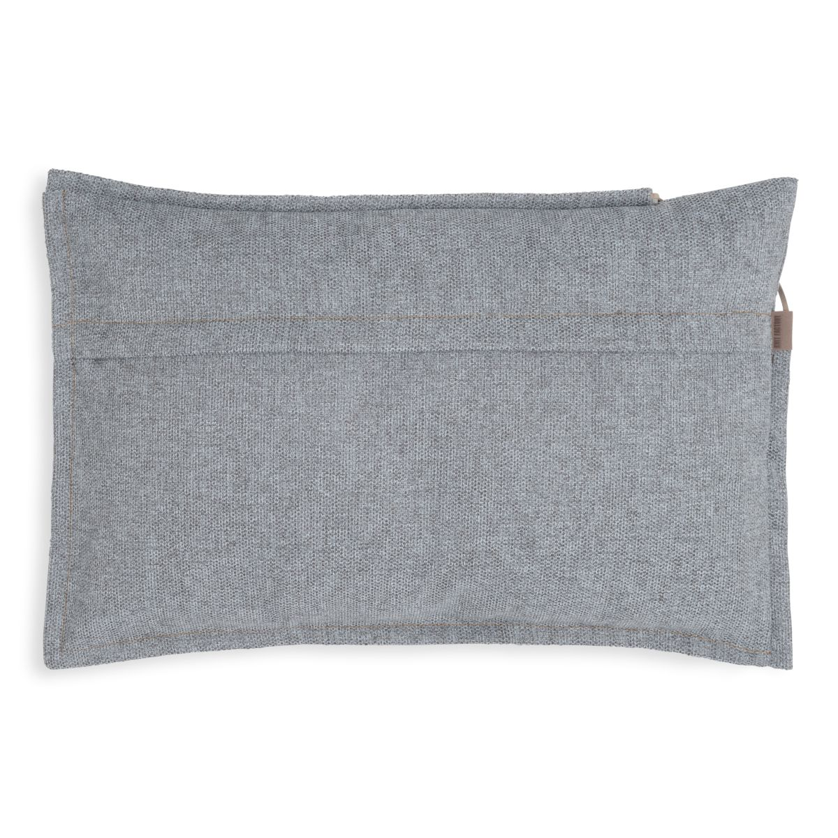 knit factory kf153013011 imre kussen licht grijs 60x40 2