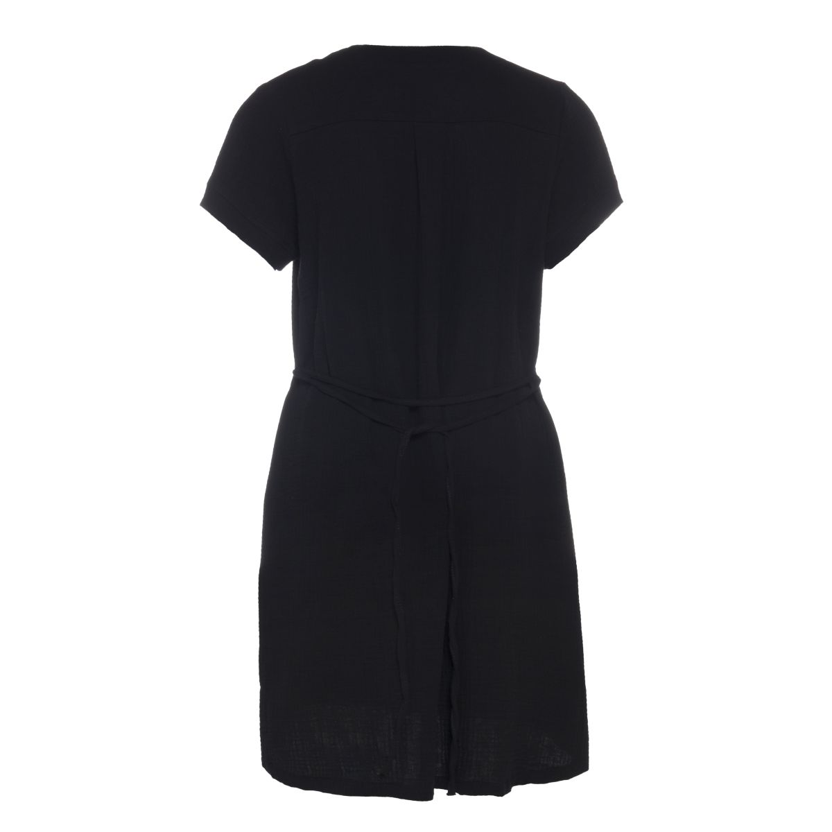 indy casual dress black s