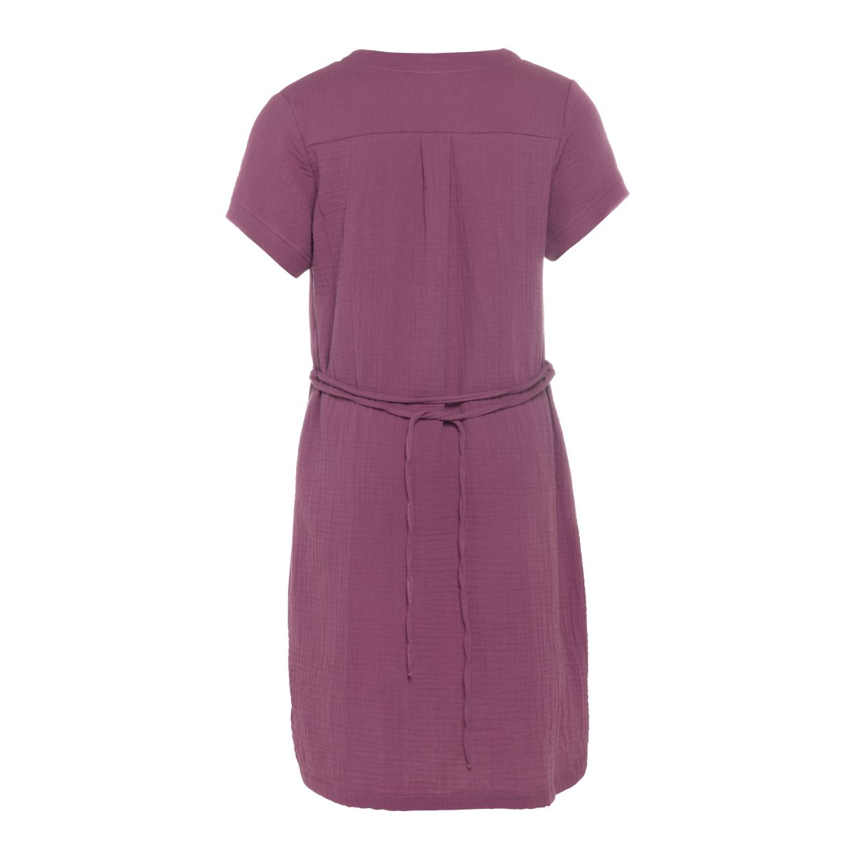 indy casual dress violet m