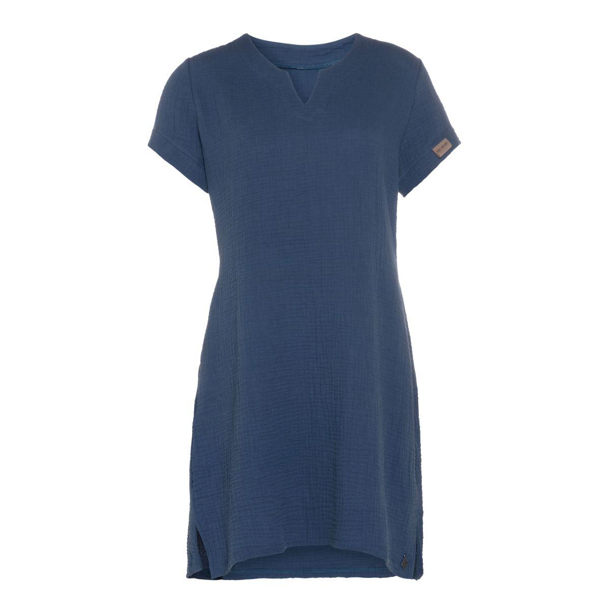 knit factory kf15012001351 indy jurk jeans l 1
