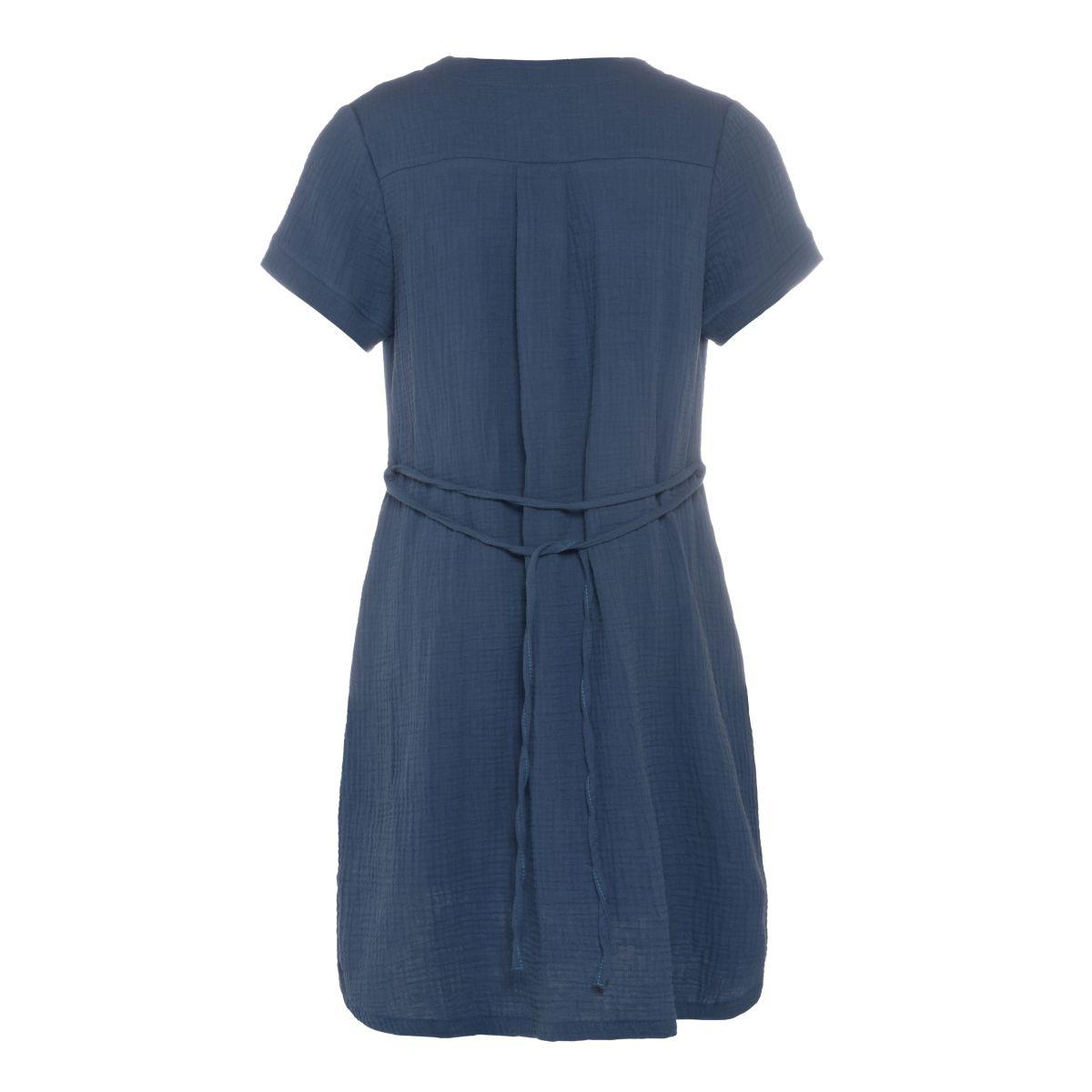 knit factory kf15012001351 indy jurk jeans l 2