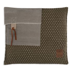 Jack Cushion Green/Olive - 50x50