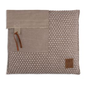 Jack Cushion Marron/Beige - 50x50
