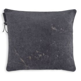 James Cushion Anthracite - 50x50