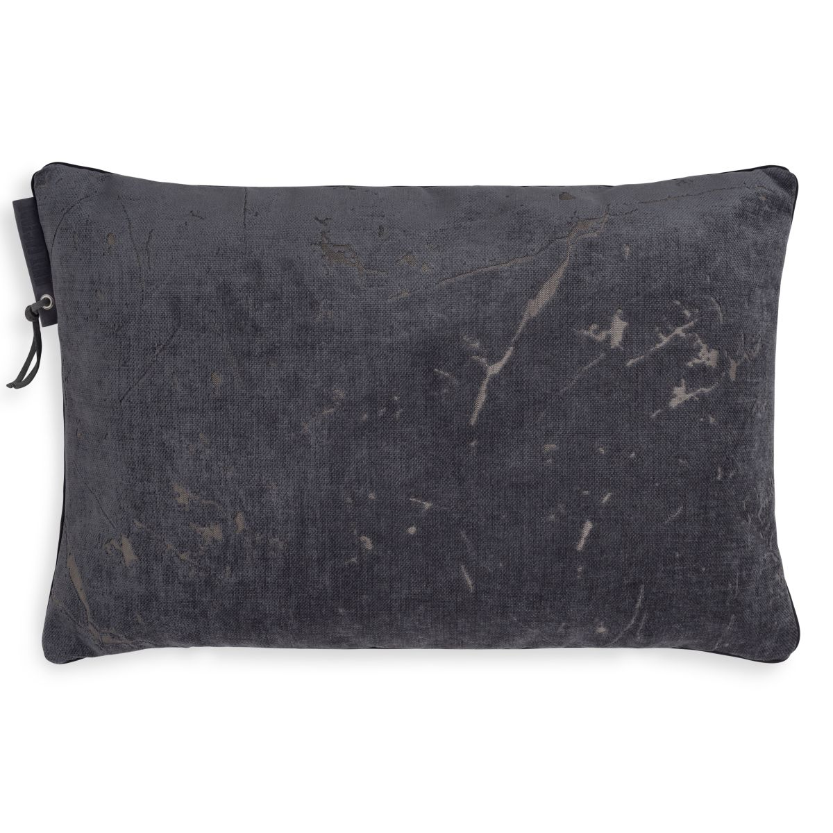 james cushion anthracite 60x40