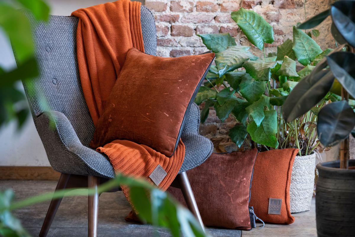 james cushion brique 50x50