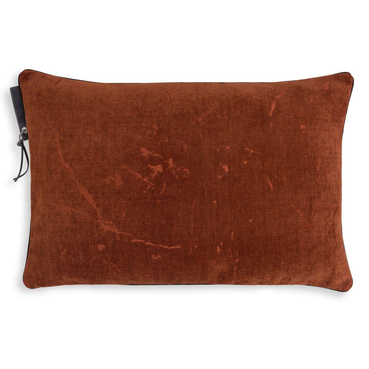james cushion brique 60x40