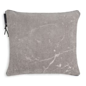 James Cushion Light Grey - 50x50