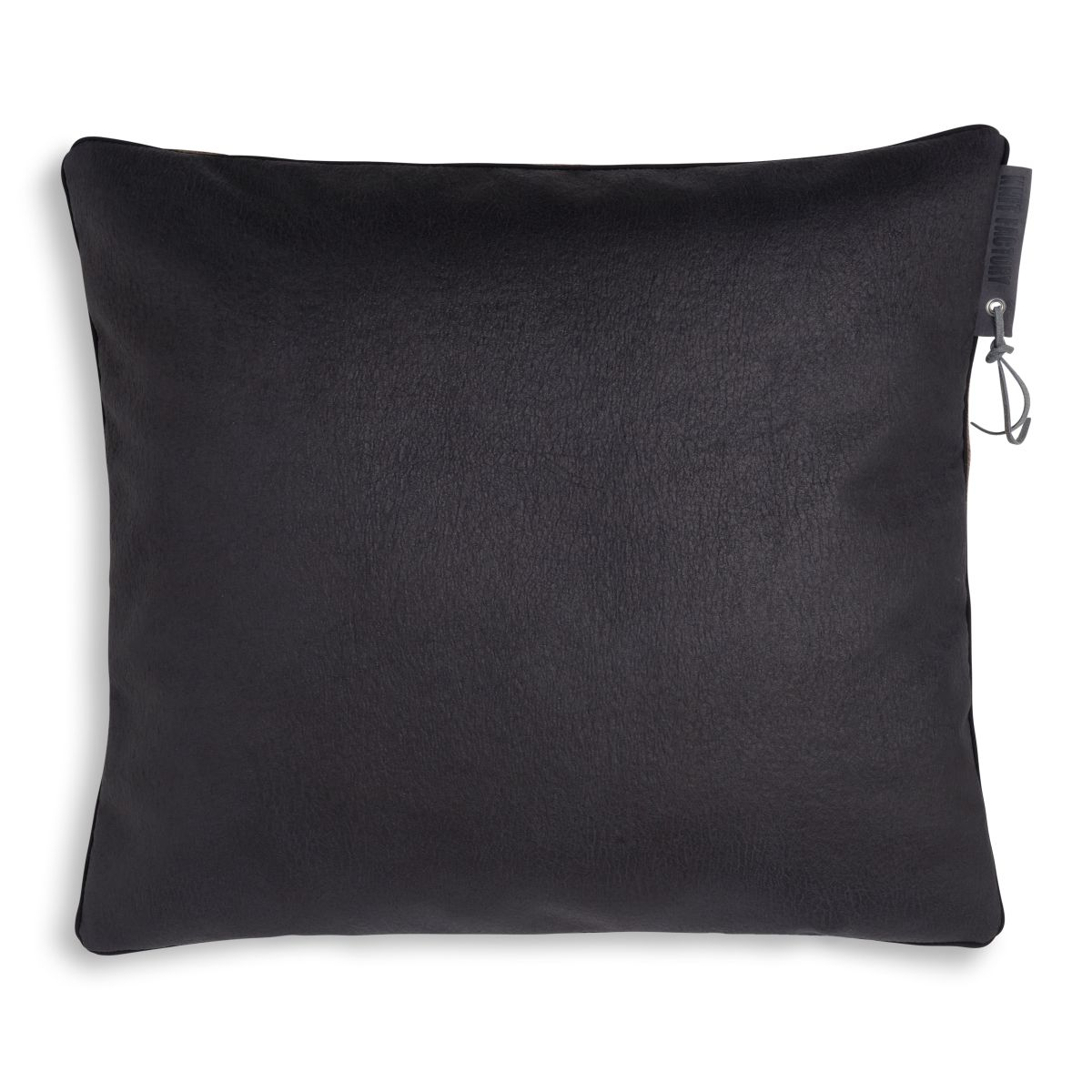 james cushion taupe 50x50