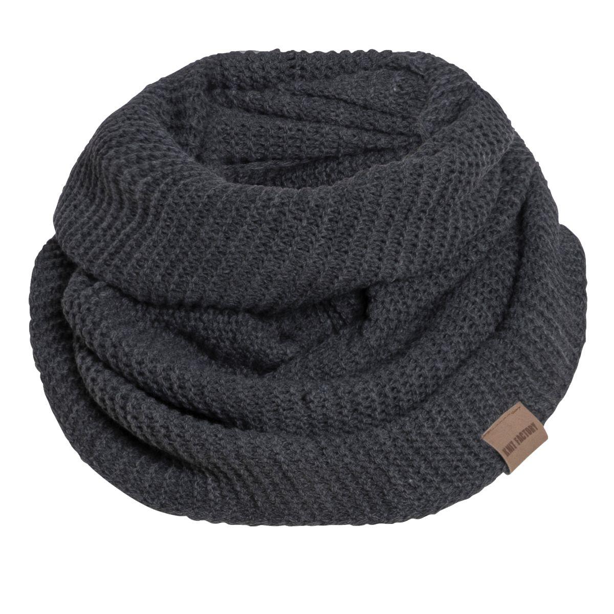 jamie infinity scarf anthracite