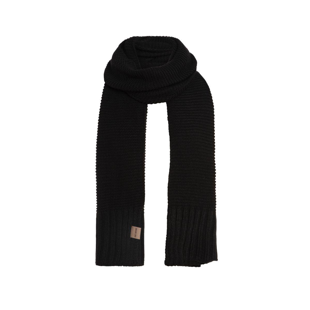 jamie scarf black