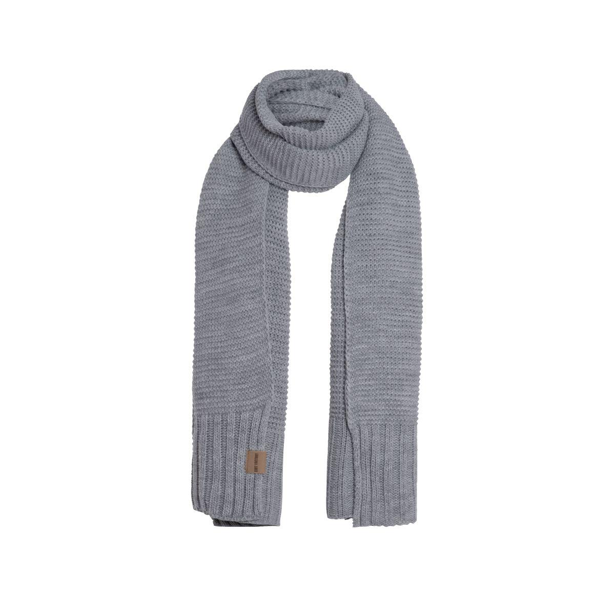 jamie scarf light grey