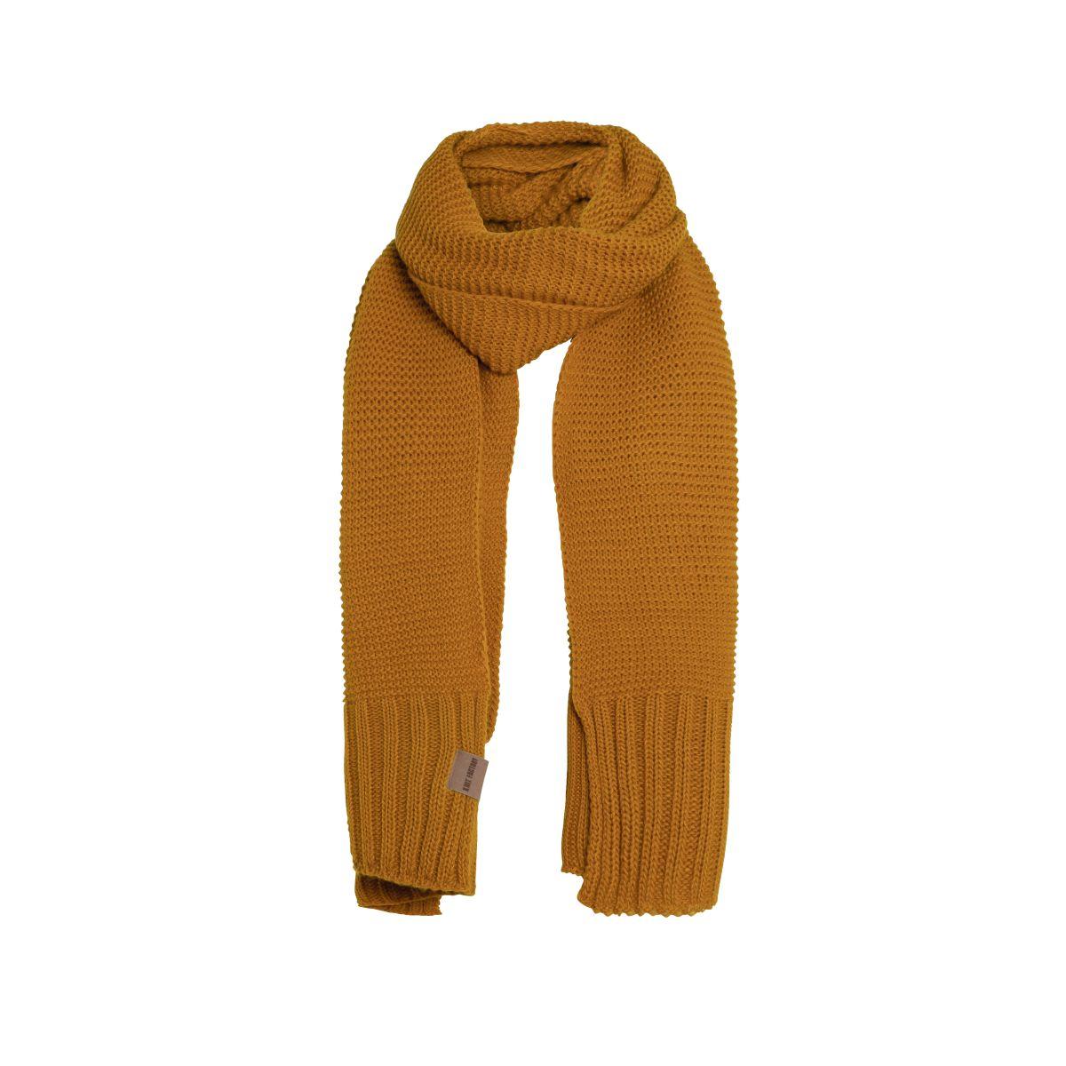 jamie scarf ochre