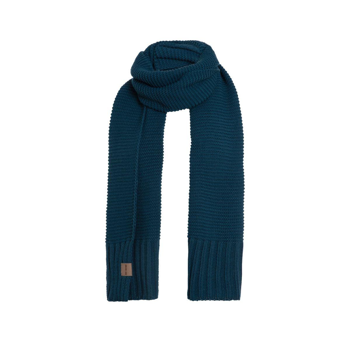 jamie scarf petrol