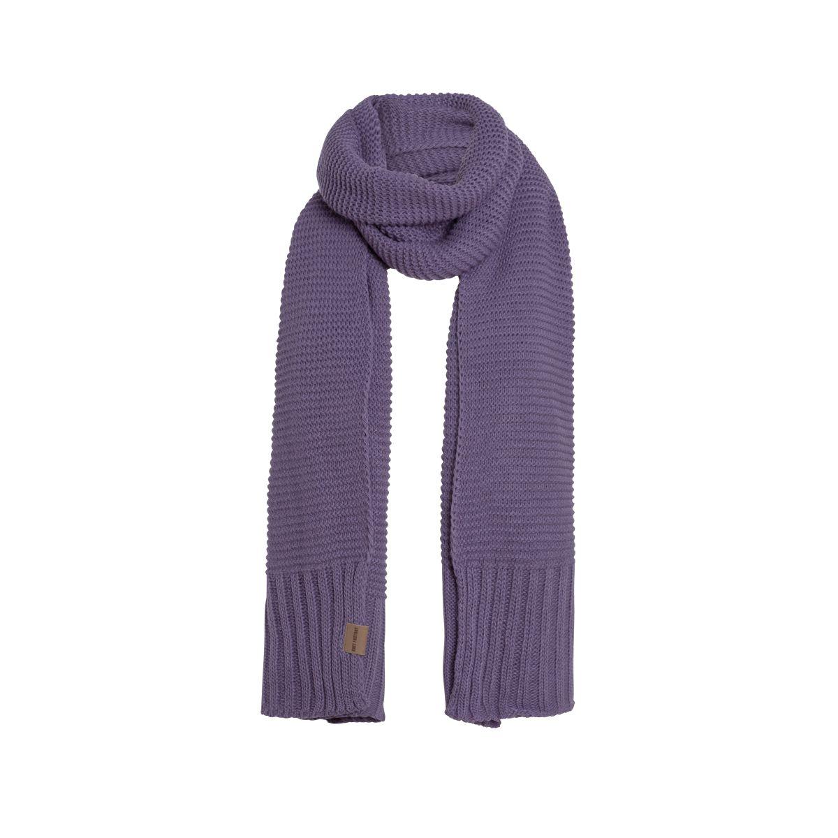 jamie scarf violet