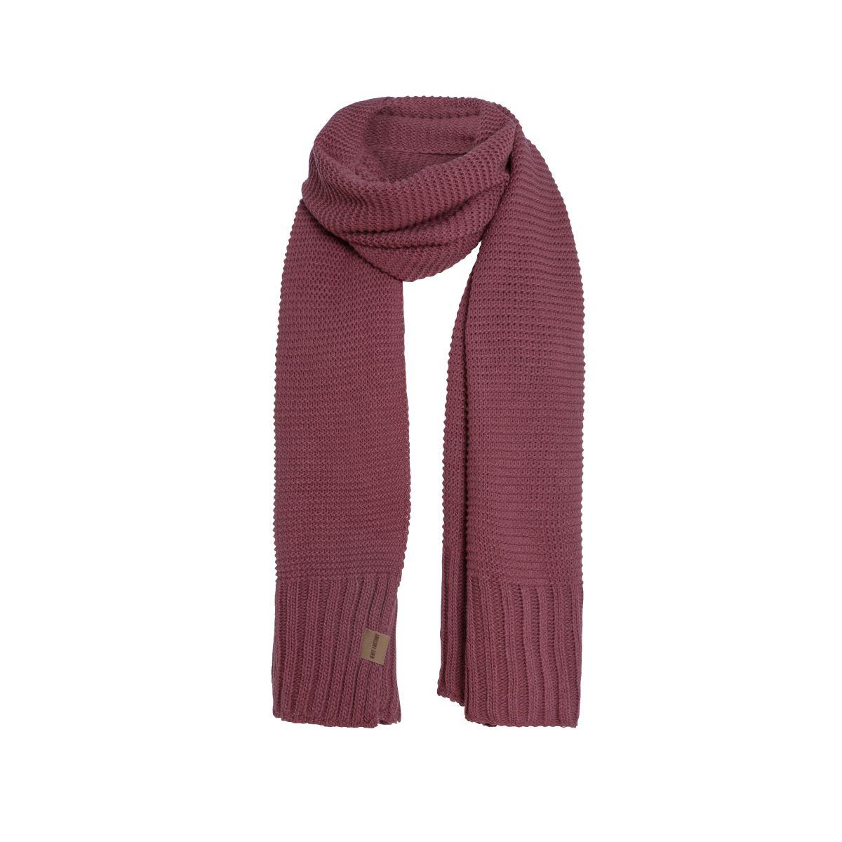 jamie sjaal stone red
