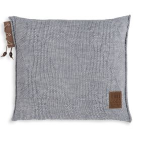 Jay Cushion Light Grey - 50x50