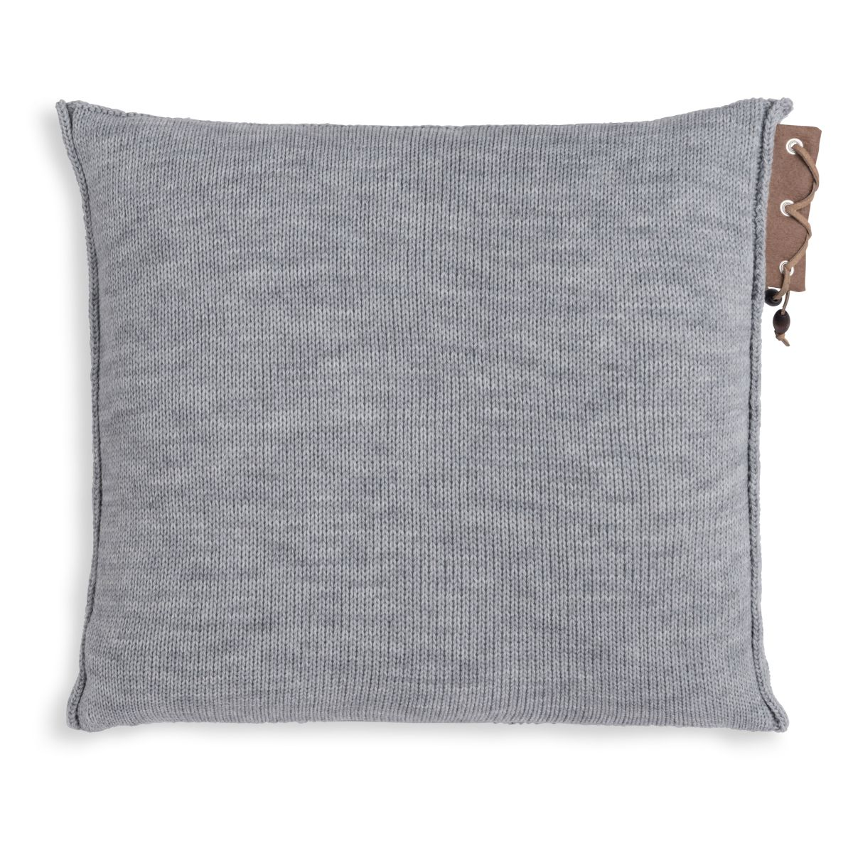 jay cushion light grey 50x50