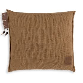 Jay Cushion New Camel - 50x50