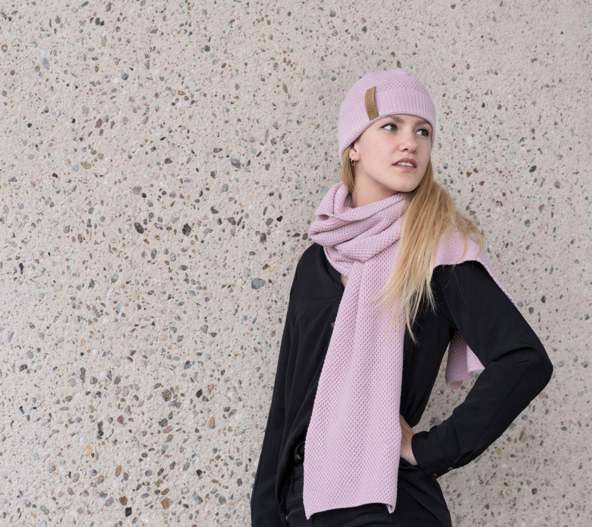jazz beanie pink