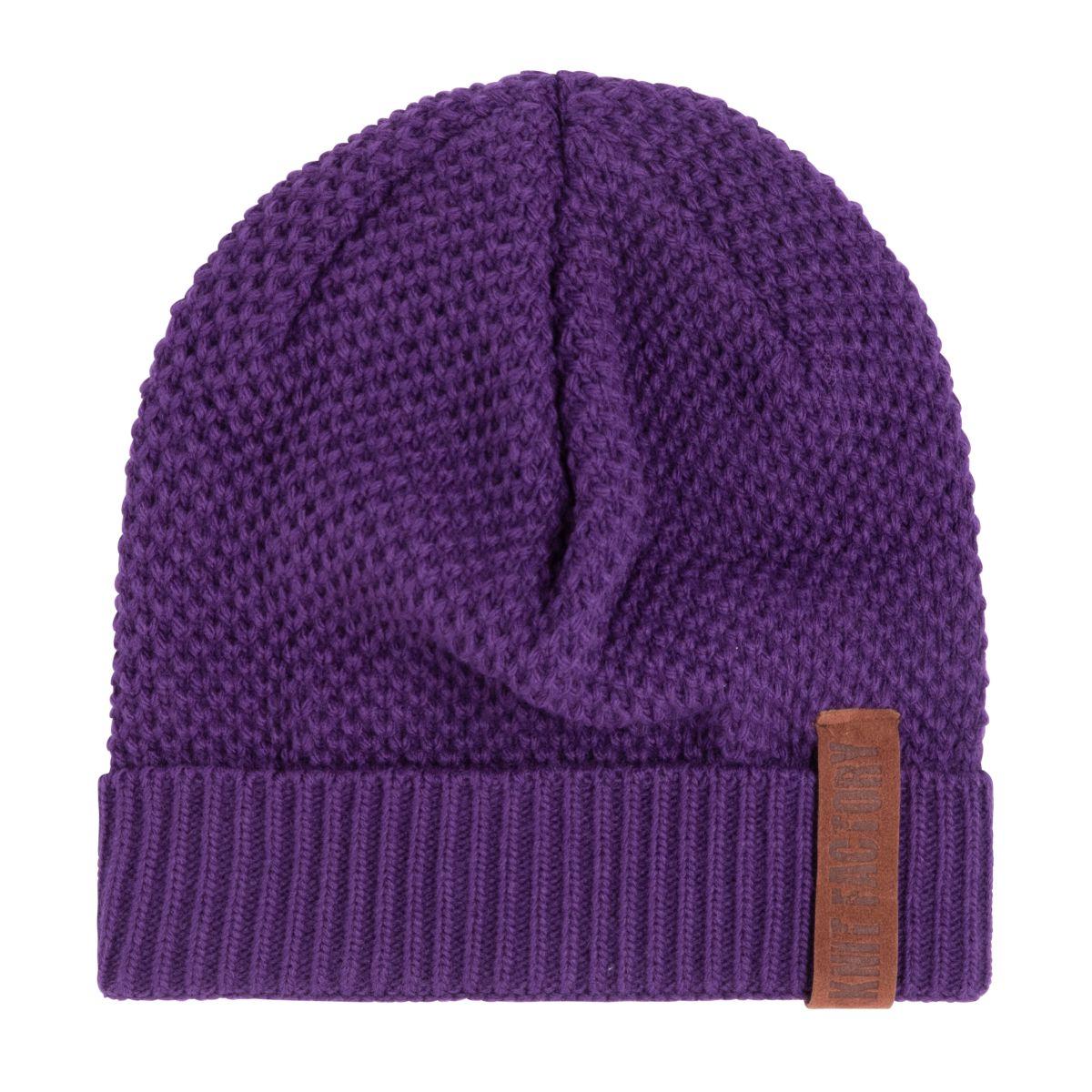 jazz beanie purple
