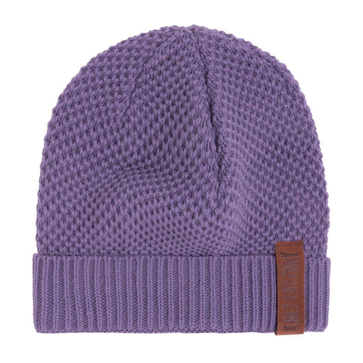 knit factory kf123070043 jazz muts violet 1