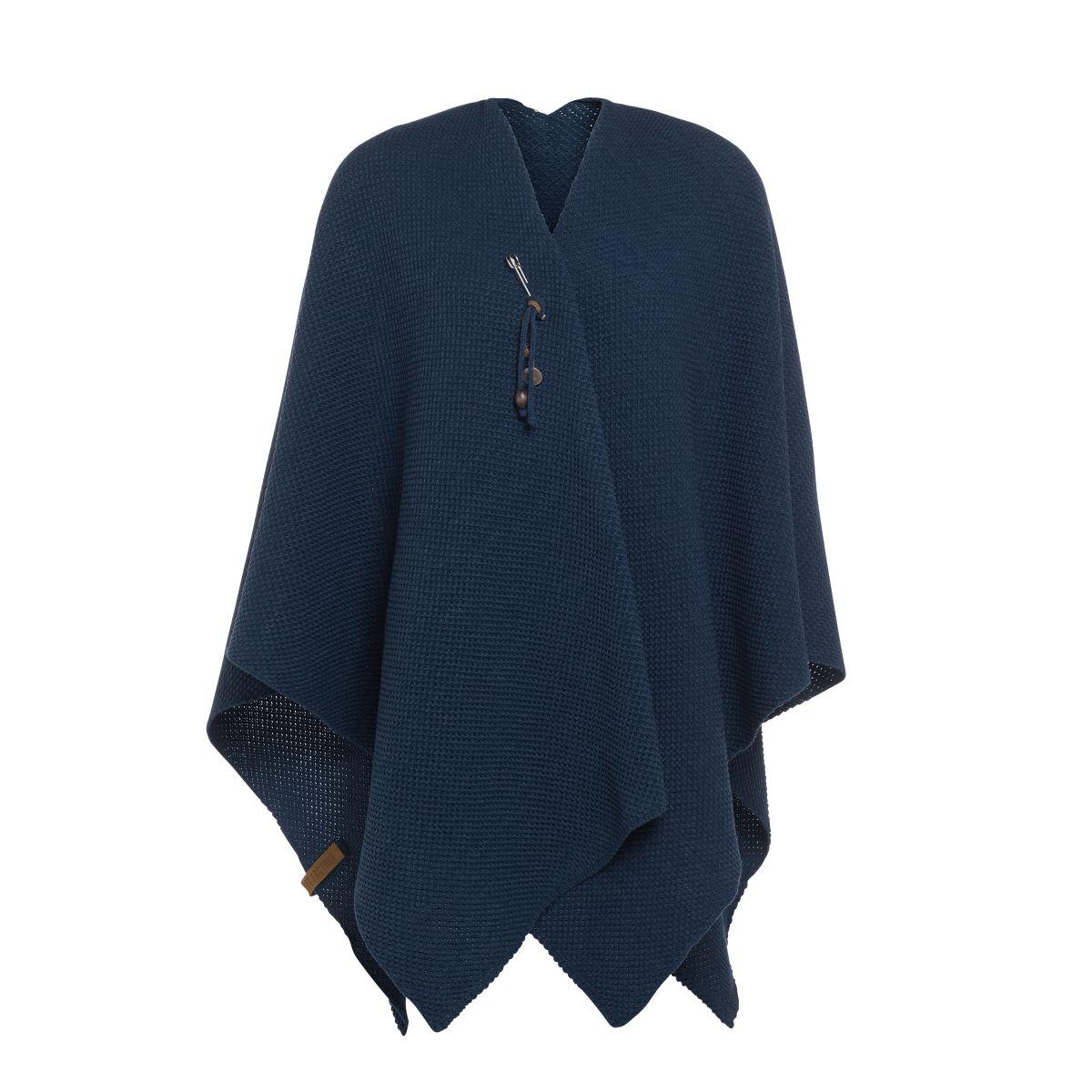 knit factory 1236113 jazz omslagvest jeans 1
