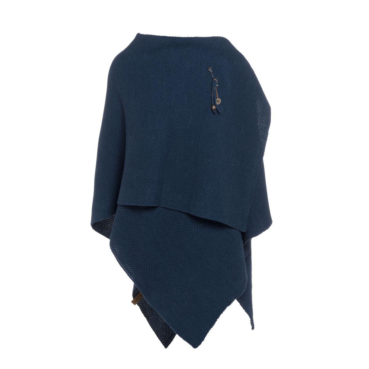 knit factory 1236113 jazz omslagvest jeans 2