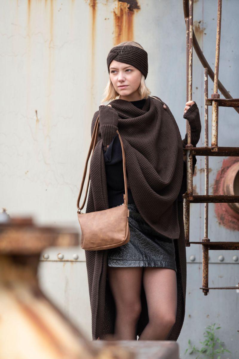 12361 knit factory jazz omslagvest 3