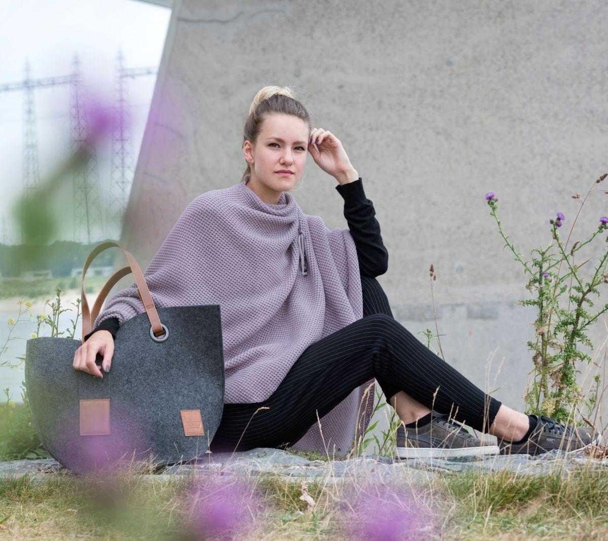 12361 knit factory jazz omslagvest 4