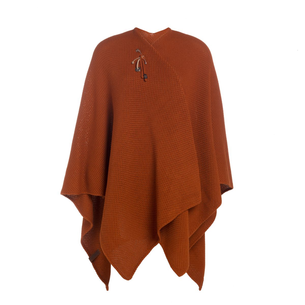 knit factory 1236116 jazz omslagvest terra 1
