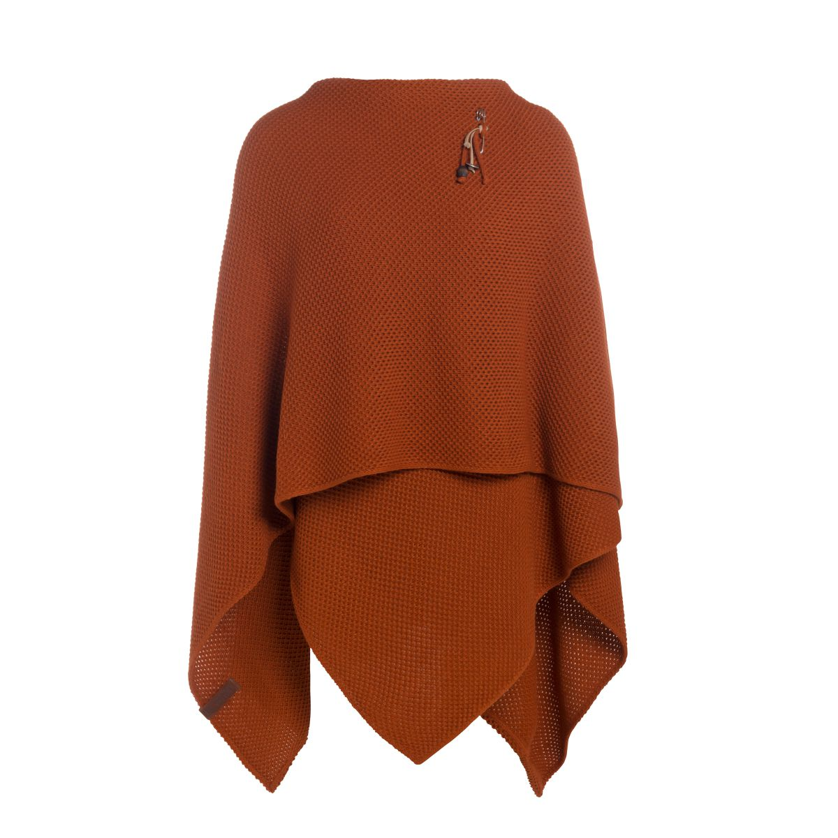 knit factory 1236116 jazz omslagvest terra 2