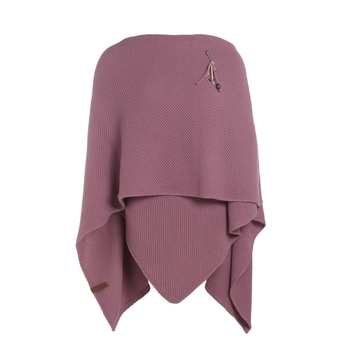jazz poncho cape lila