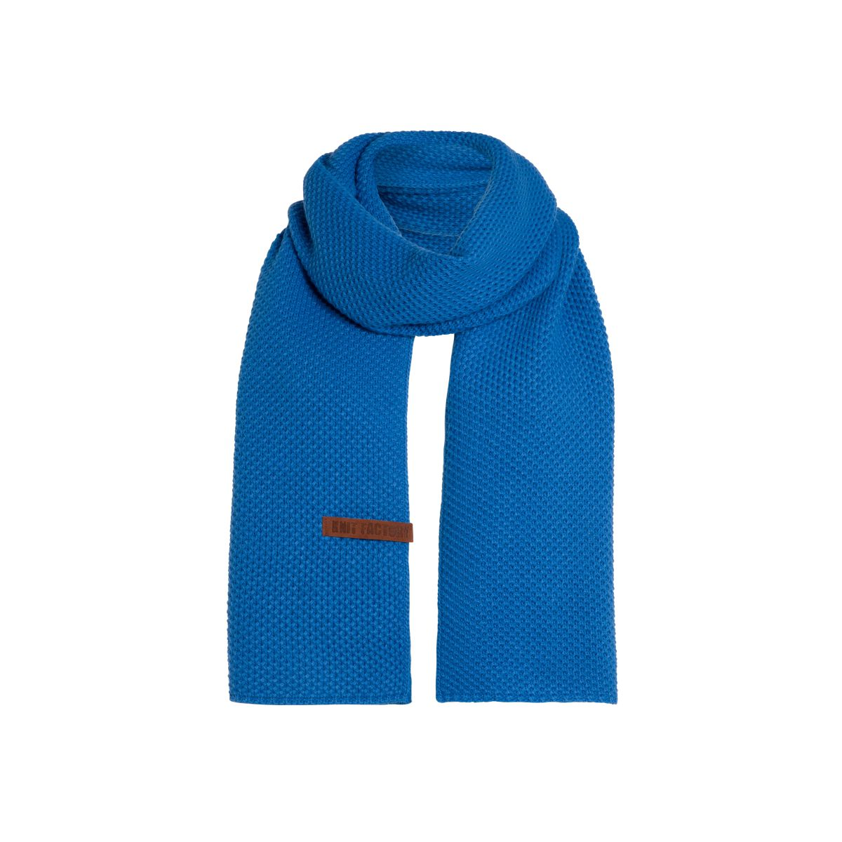 jazz scarf cobalt