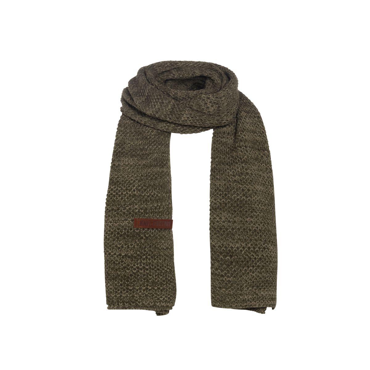 jazz scarf greenolive