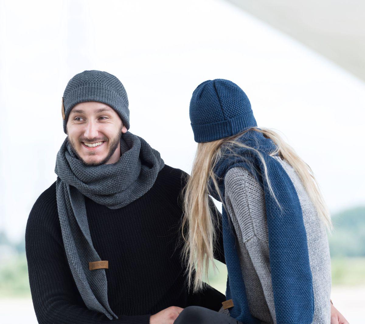 jazz scarf ochretobacco