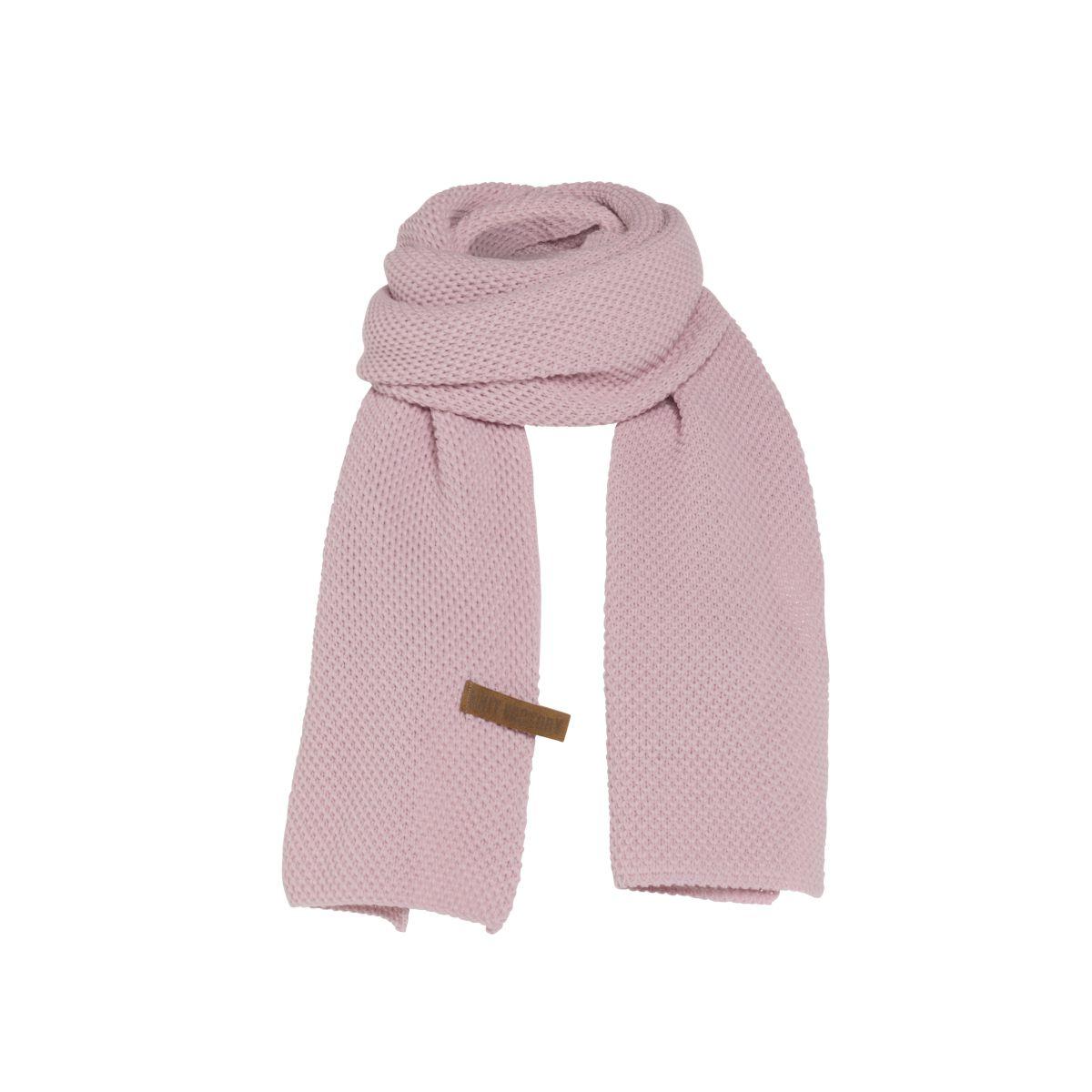 jazz scarf pink