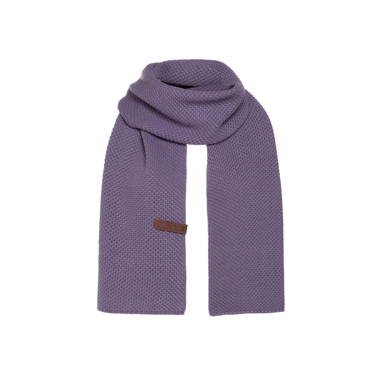 jazz scarf violet