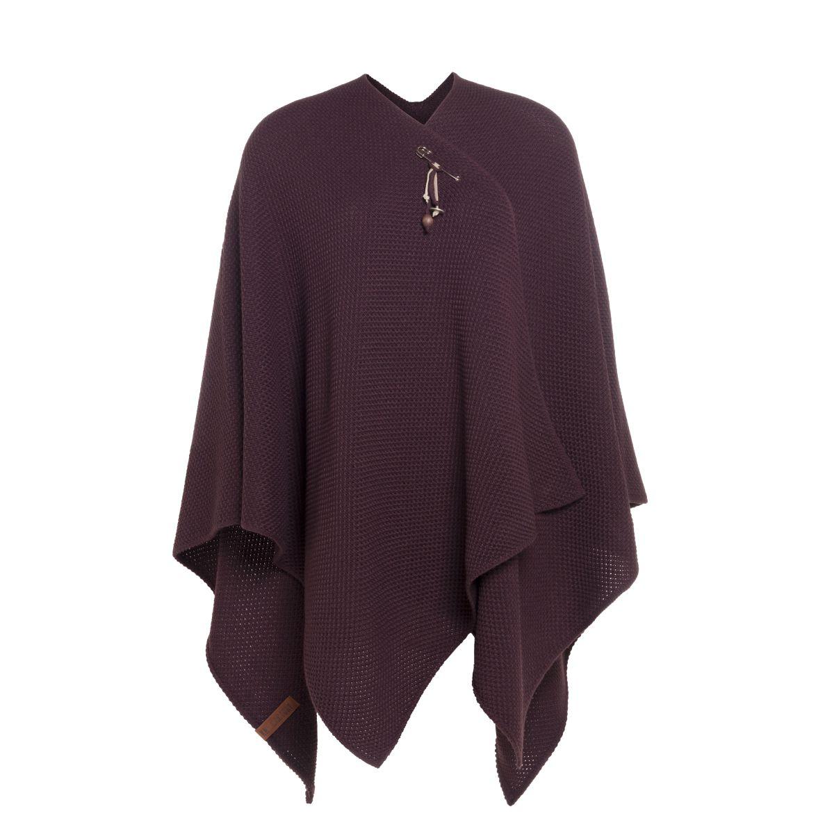 jazz shawl wrap aubergine