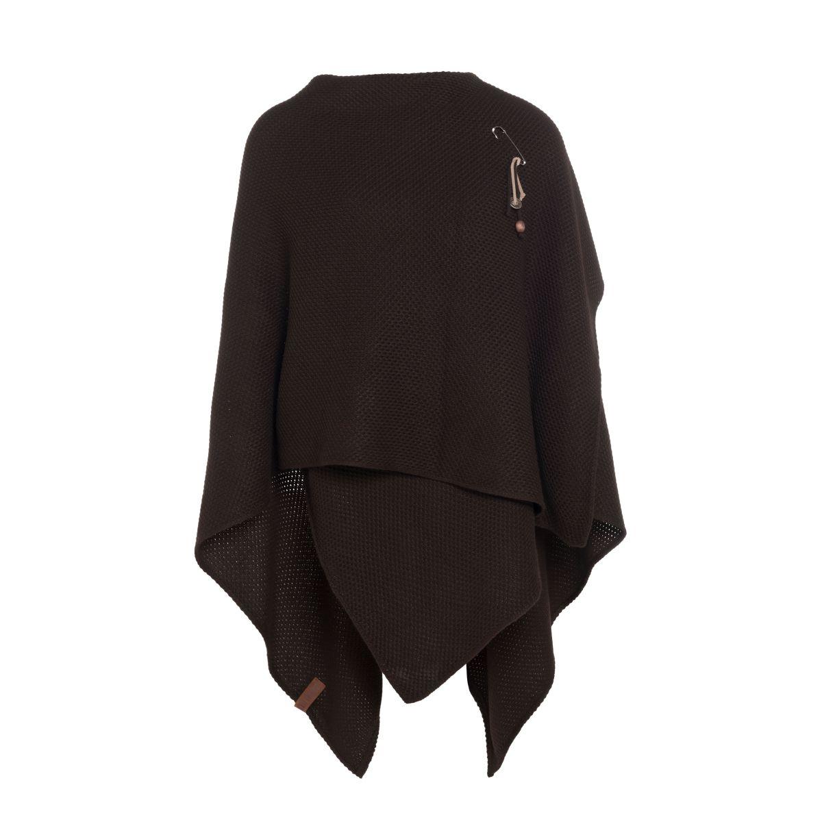 jazz shawl wrap dark brown