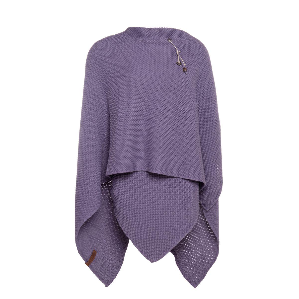 jazz shawl wrap violet