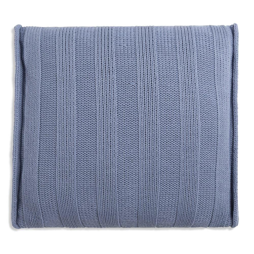 jesse cushion 50x50 indigo