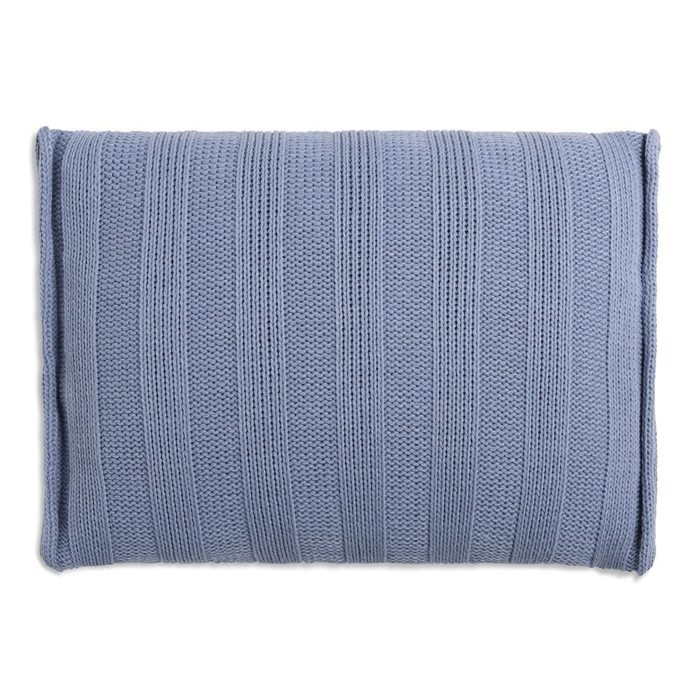 jesse cushion 60x40 indigo