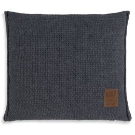 Jesse Cushion Anthracite - 50x50