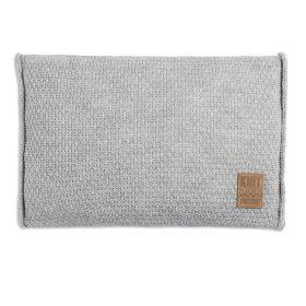 Jesse Cushion Light Grey - 60x40