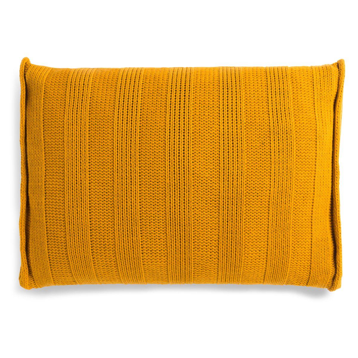 jesse cushion ochre 60x40