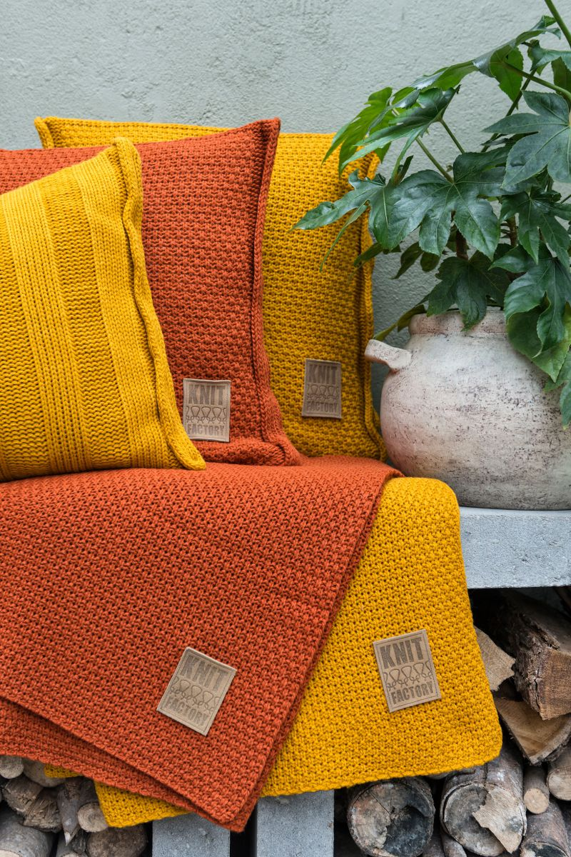 jesse cushion terra 50x50